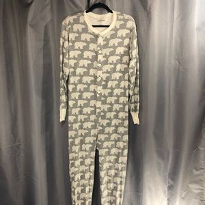 NWT Hatley Polar Bear Onesie Pajamas